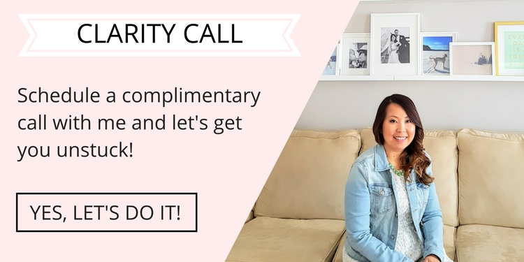 Schedule a complimentary life coaching call with Ling Abson